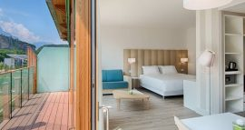 Dove alloggiare e gustare in trentino alto adige for Arredo hotel trento